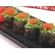 Seaweed salad shrimp eggs