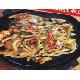 Seafood stir-fried ramen