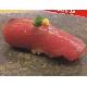 Marinade tuna sushi