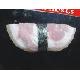 Smoked pork sushi