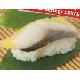 Japanese herring sushi