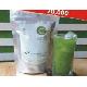 Green tea milk tea