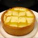 Peach Cheese Tart Cake