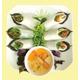 "Fresh flat noodle ""Hanoi"" spring roll"