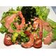Prwan avocado salad