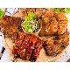 Sweet-Spice Fried Chicken