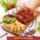 F.F5 Grilled pork ribs