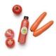 Tomato + carrot juice