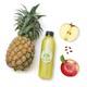Pineapple + apple juice