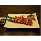 Grilled American Beef ribs bone