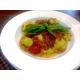 Ravioli Ricotta e spinaci con pomodorini