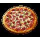 Gourmet  Pizza Chorizo