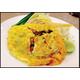 Stir-fried Thai style vermicelli with prawns