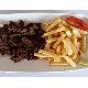 27. Shawarma In Plate . Thịt