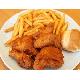 40. Fried Chicken (Half)