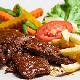 28. Beef Steak