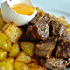31. Stir-Fried Beef With Potato