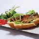 122. Teriyaki Tofu Sandwich
