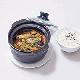 143. Eggplant Clay-Pot