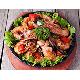 Shrimp with tamarind sauce (No spicy)