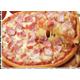 Pizza smoked bacon