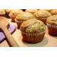 Coconut & banana Muffin (12 pcs)