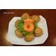 Taro stuff with minced pork and mushroom