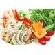 Chow Mien salad with shrimp and pork