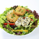 E2. Pan-fried Basa Fish Salad