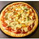 Mexican chicken pizza