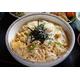 Oyako don+ miso soup