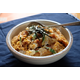 Katsu don+ miso soup