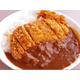 Katsu kare+ miso soup