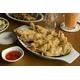 Tempura Thai style shrimp
