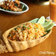 Stir fried rice with seafood