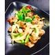 Fried chicken gizzard + fish sauce/ lemongrass & chilli