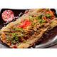 Egg Beef Okonomiyaki