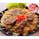 Enoki Mushroom Beef Okonomiyaki