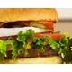 Meat Patty Sandwich