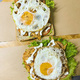 Olympian's Choice Sandwich