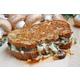 Mushroom Melt Grilled Sandwich