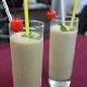 Sapodilla smoothie