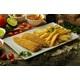 Vegetarian Fish & Chips