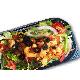 Shrimp satay salad