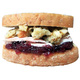 Turkey dinner sandwich