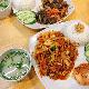 Stir fried beef with Korean bulgogi sauce & rice