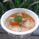 Thai spicy dimsum soup