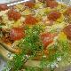 Oregano Pepperoni Pizza
