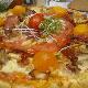 Bacon Mushroom Delight Pizza