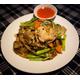Stir-noodle Chang Noy